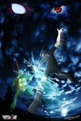 Sasuke vs Raf