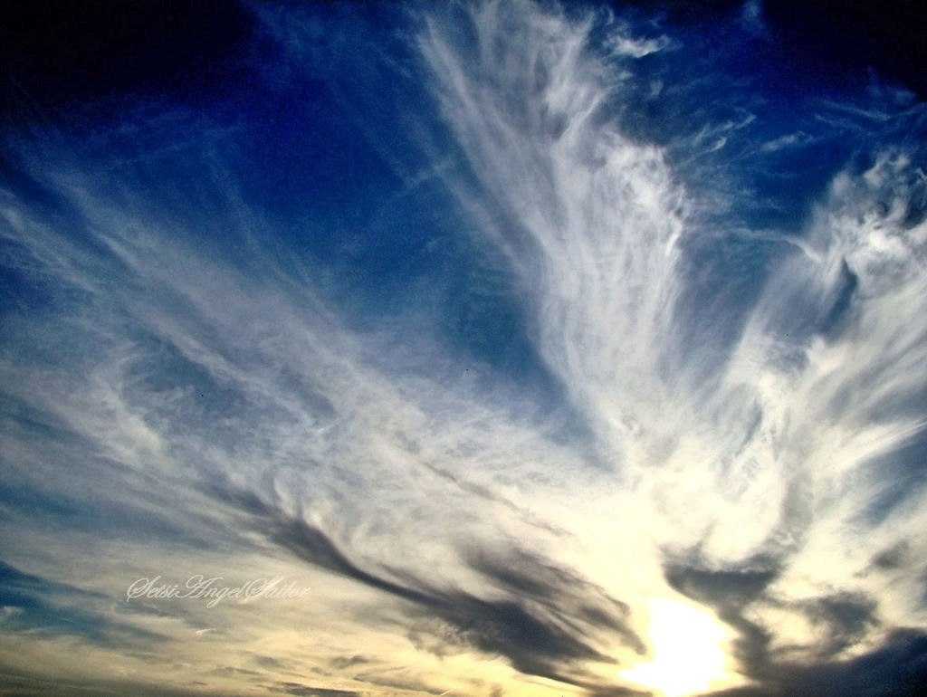 Magical clouds.. by Angie-AgnieszkaB