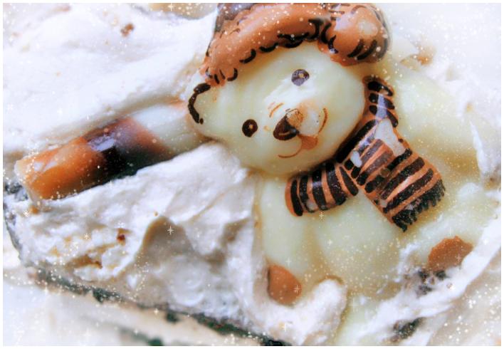Winter Teddy by Angie-AgnieszkaB
