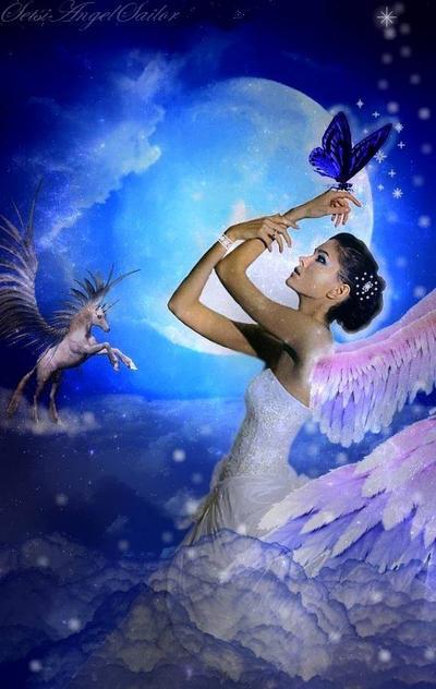 Angel Of Night by Angie-AgnieszkaB