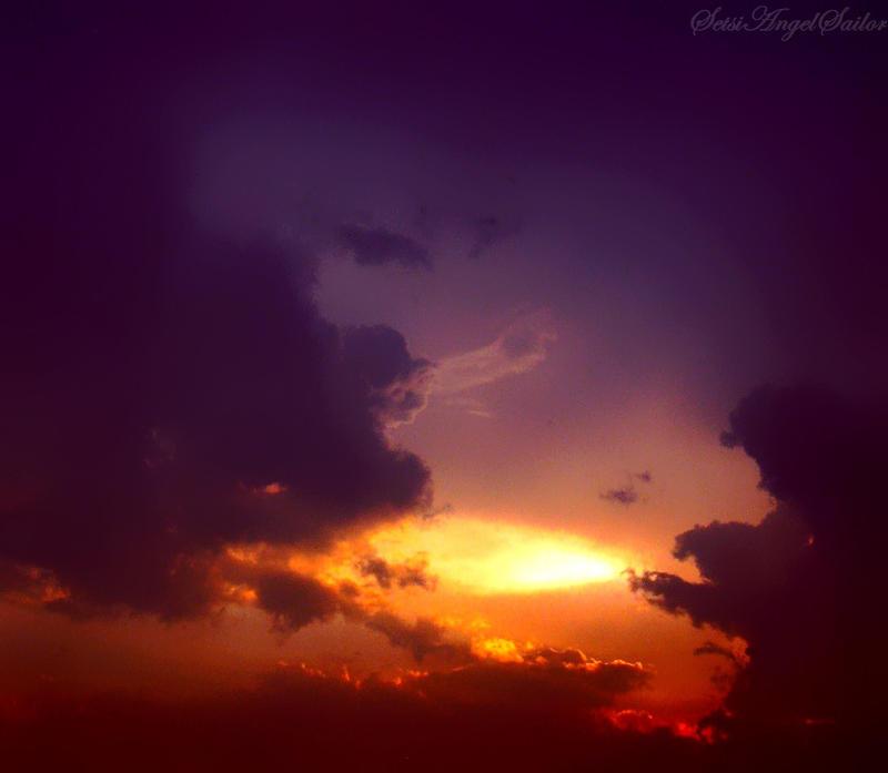 Sky Battle by Angie-AgnieszkaB