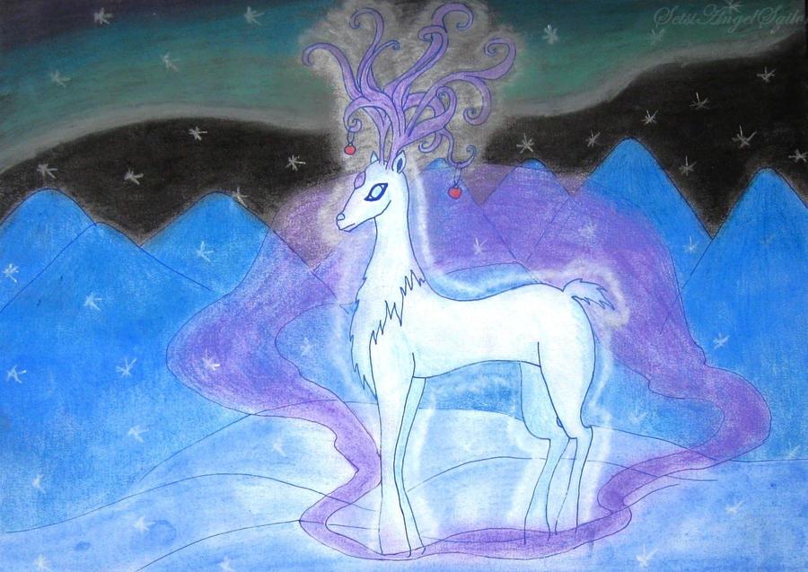 Snow Spirit by Angie-AgnieszkaB