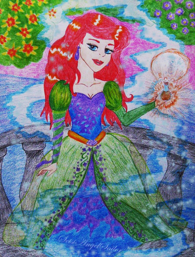 Ariel by Angie-AgnieszkaB