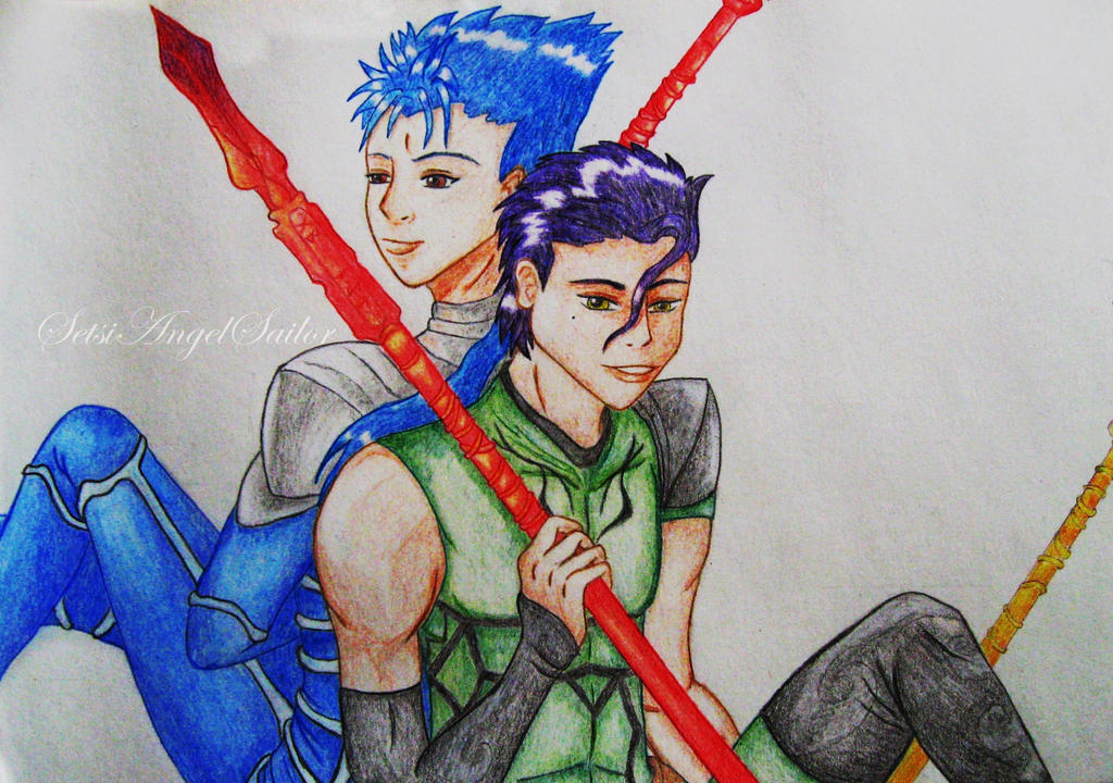 Lancers Completed ! by Angie-AgnieszkaB