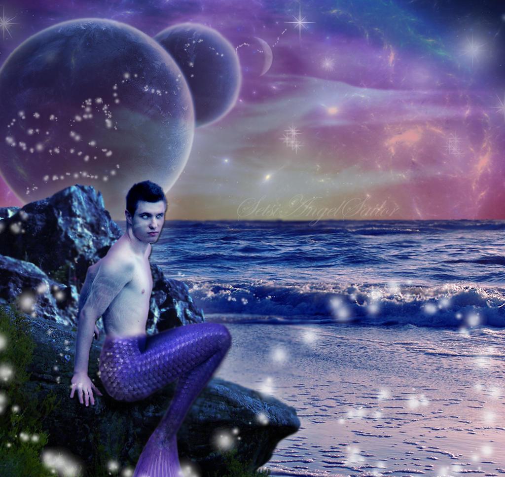 Do u wanna swim with me ? by Angie-AgnieszkaB