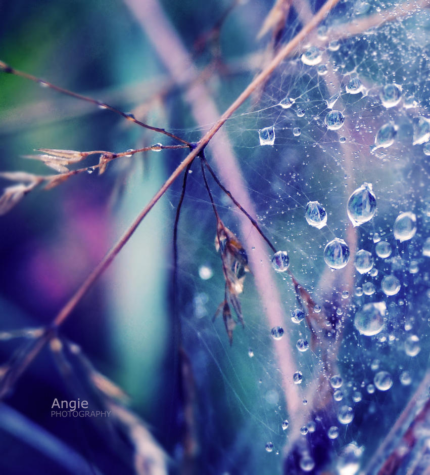 Rainbow Splash by Angie-AgnieszkaB