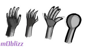 Hand Referencing and Simplifying