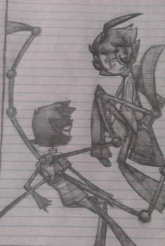Unfinished ZaDr Sketch