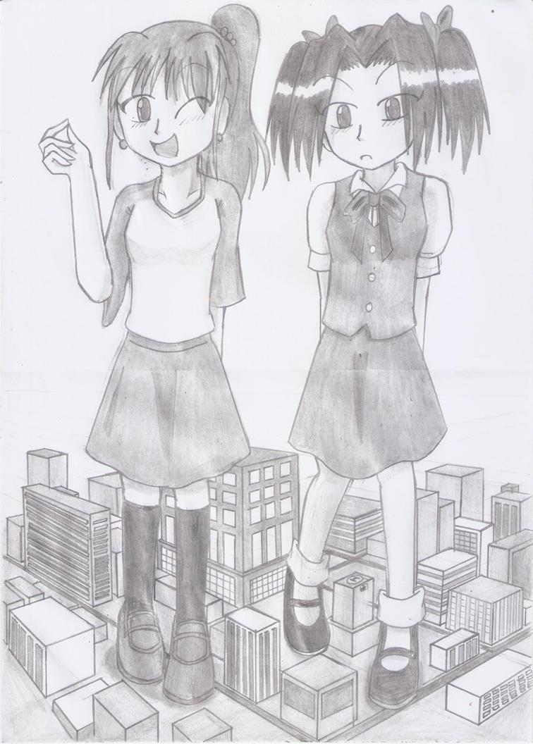 GTS Min-Hwa And Keiko by nick01kang