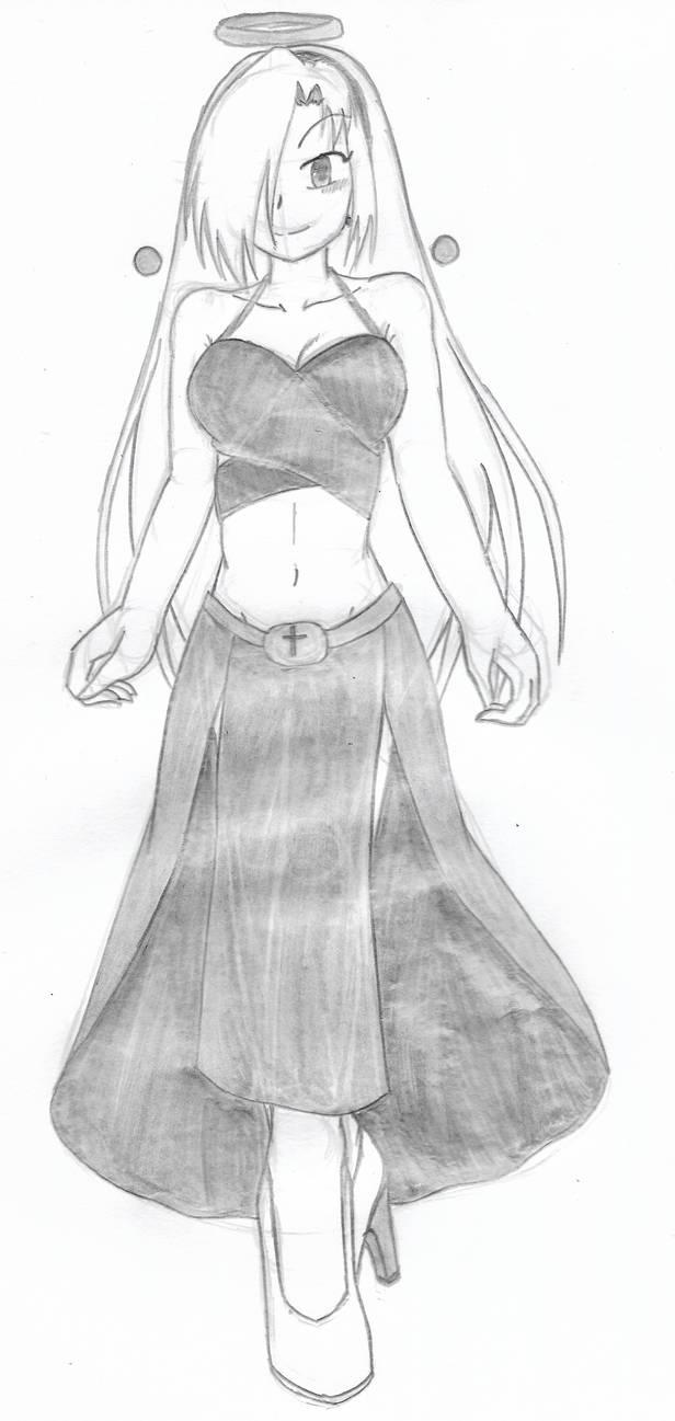 Cerviel Full Body Portrait