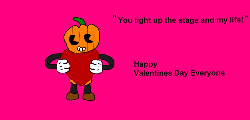 Happy Valentines Day by puglordseba