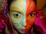painted face 5