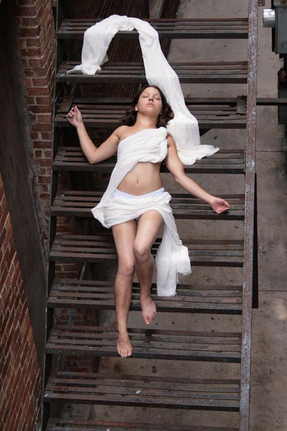 Fallen Angel by AravisStock
