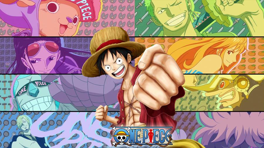 One Piece Wallpaper Shin Sekai By Sartorelli