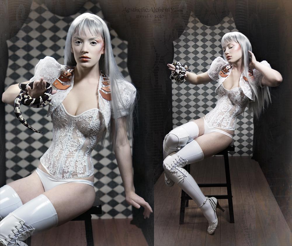 Hot Sexy Albino Women 114