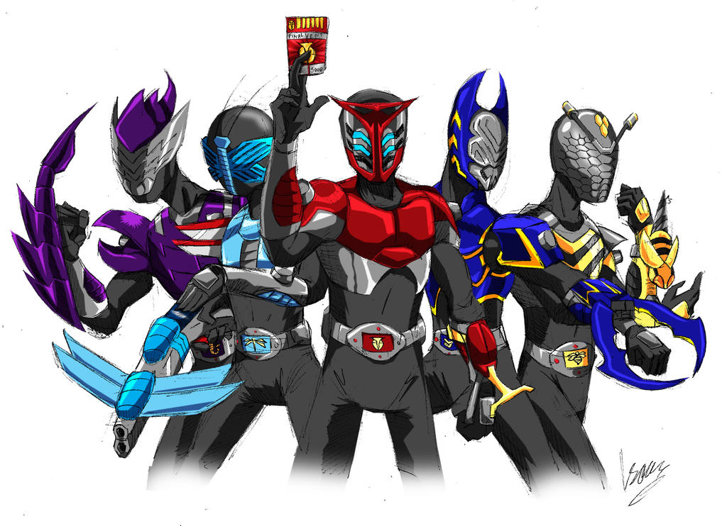 Kamen Rider Kabuto Fan Art | www.pixshark.com - Images ...