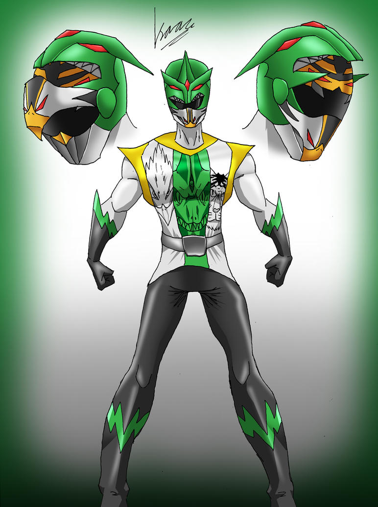 Zyuoh The Zord By Metrosaurus On Deviantart