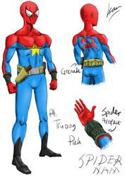Spider-Nam by Metrosaurus