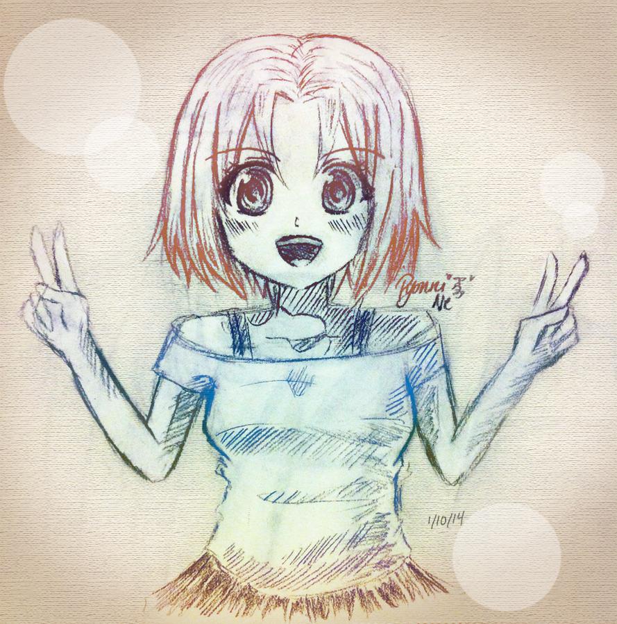 Azumi! by Pyonni-ETC