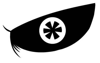 Asterisk's eye