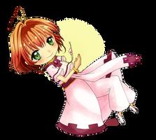 Sakura hime ( chibi ) by Crysta198