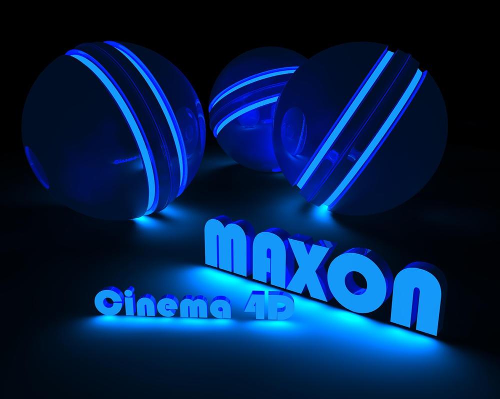 Maxon Cinema 4D Logo by stefitms on DeviantArt  Maxon Cinema 4D...