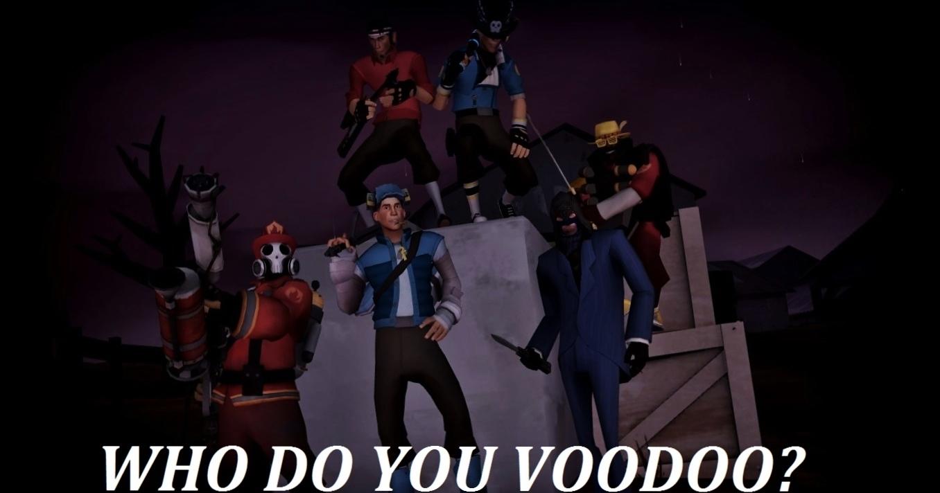 Клип sam b - who do you voodoo, bitch смотреть онлайн