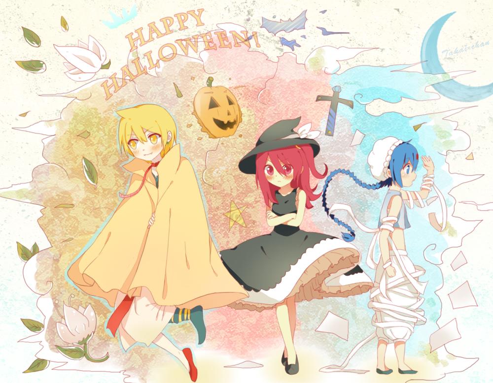 Happy Halloween Magi by hyuugalanna