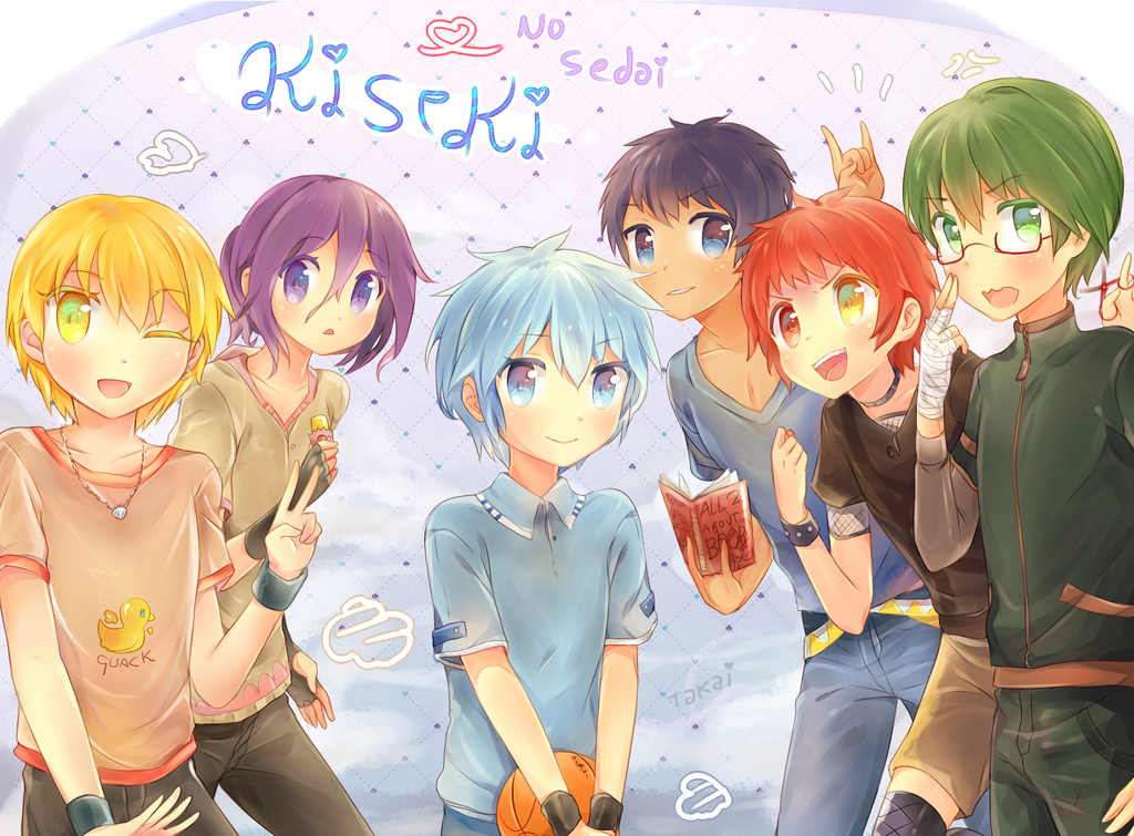 +#Congratz anime season 2 announced!! KUROBASSSS#+ by hyuugalanna
