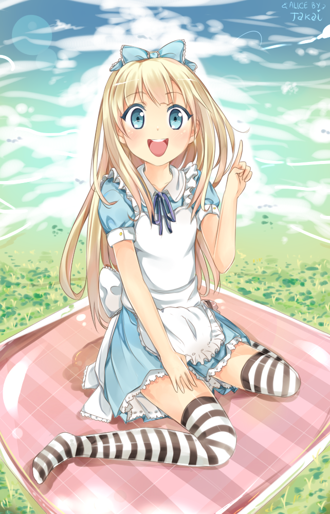 Alice in Anime Land::: by hyuugalanna on DeviantArt