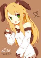 //Bunny Elf// by hyuugalanna