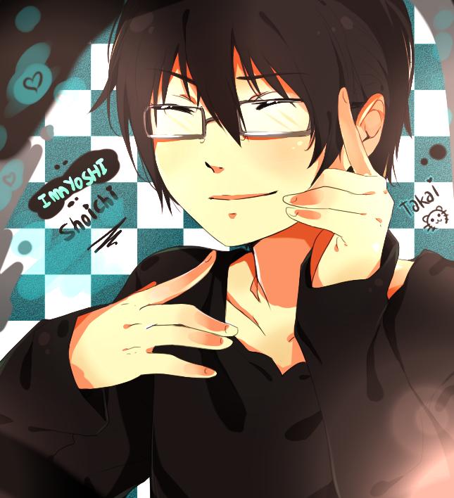 #Imayoshi Shoichi# by hyuugalanna