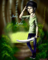 Jake Cybis by CrystalGuitars1214
