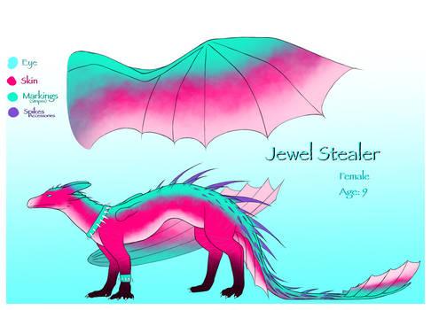 Jewel Stealer Jewel Spinner Ref