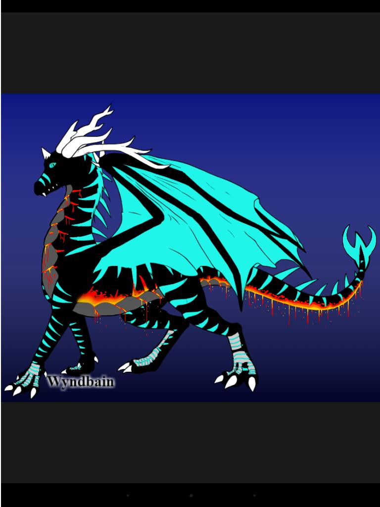 Dragon Edit by idontevencareyet