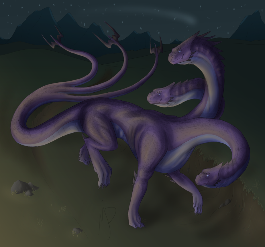 Hi i'm Nath Dragon,so hi, i guess? Night_light_by_hydratamer-d6bvypf