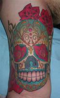Sugar Skull by jqdesigner