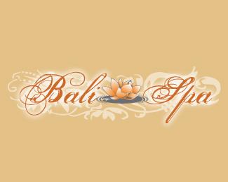 Bali Spa Logo by jqdesigner