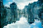 Utrecht Double Exposured