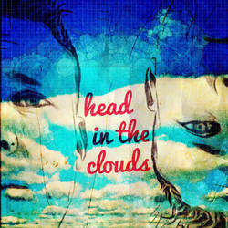 Head in the clouds by molzography