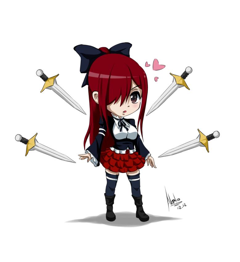 Erza Scarlet by Akki-desu