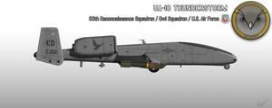 UA10 THUNDERSTORM  03th Rec. Squadron