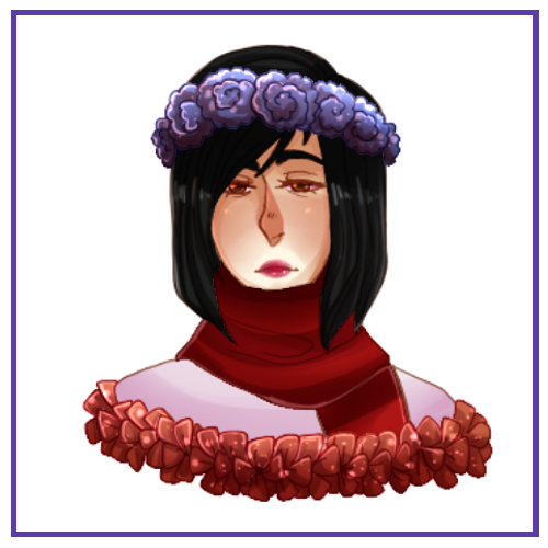 Snk flower crown mikasa by tangwi on deviantart for Mikasa es su casa