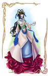 Evidian Goddess