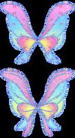 Bloom's Harmonix Wings by PrettieAngel