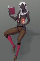 DnD Character by PrettieAngel