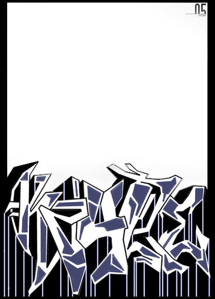 Graffiti :Kyle: by Some-Artist