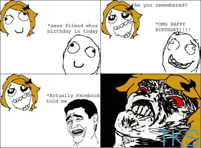 birthday rage comic