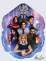 The Magicians by MaryJovino