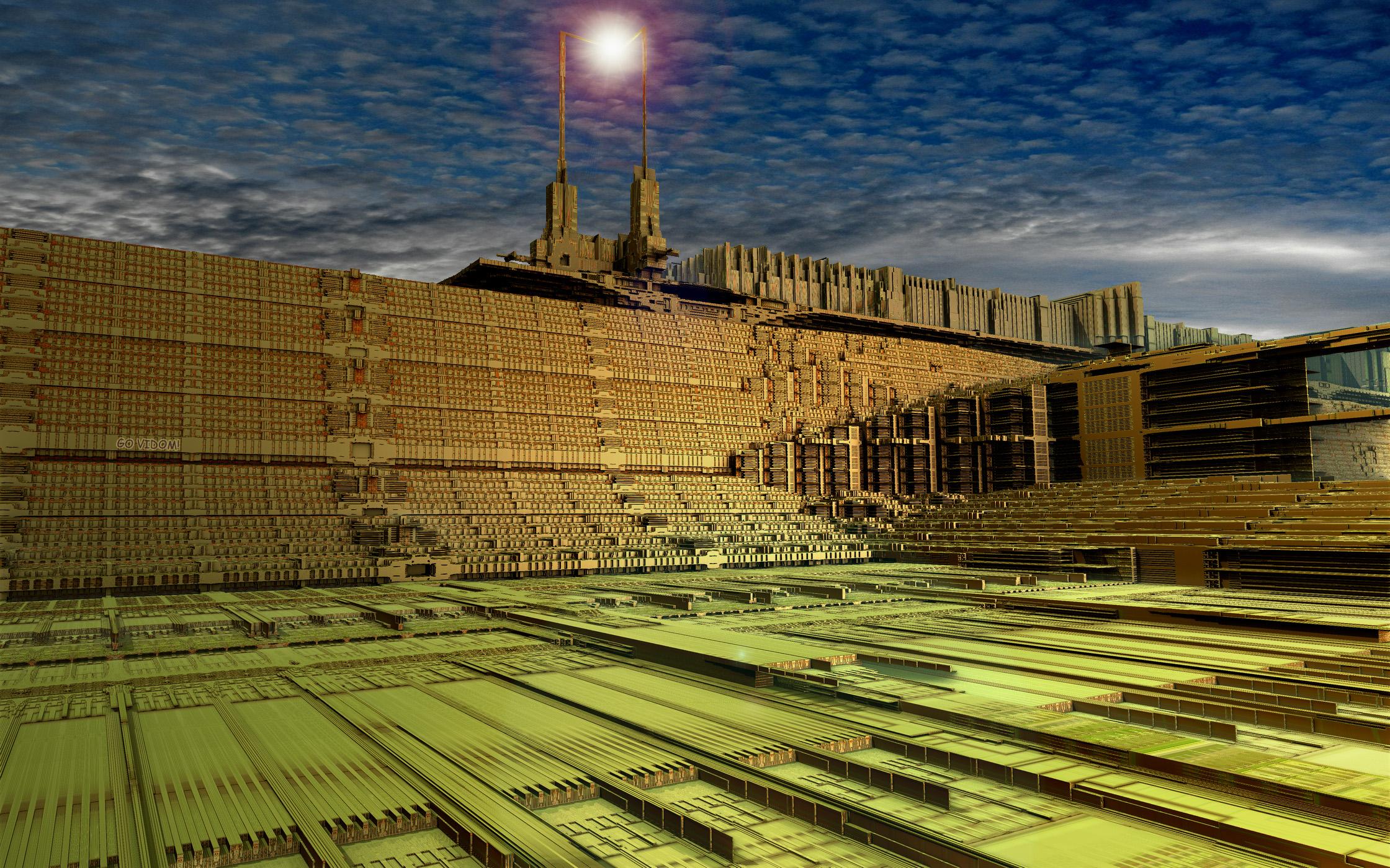 Diapason Stadium by Vidom